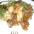 Курица с баклажанами