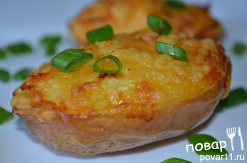 Запечный картофель
