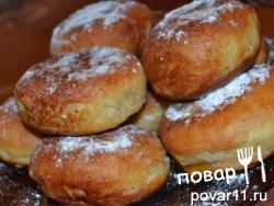 пончики Берлинер
