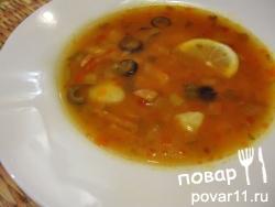 Рецепт солянки