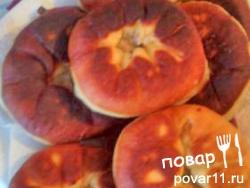 Кефирно - сметанное дрожжевое тесто для беляшей и пирожков рецепт